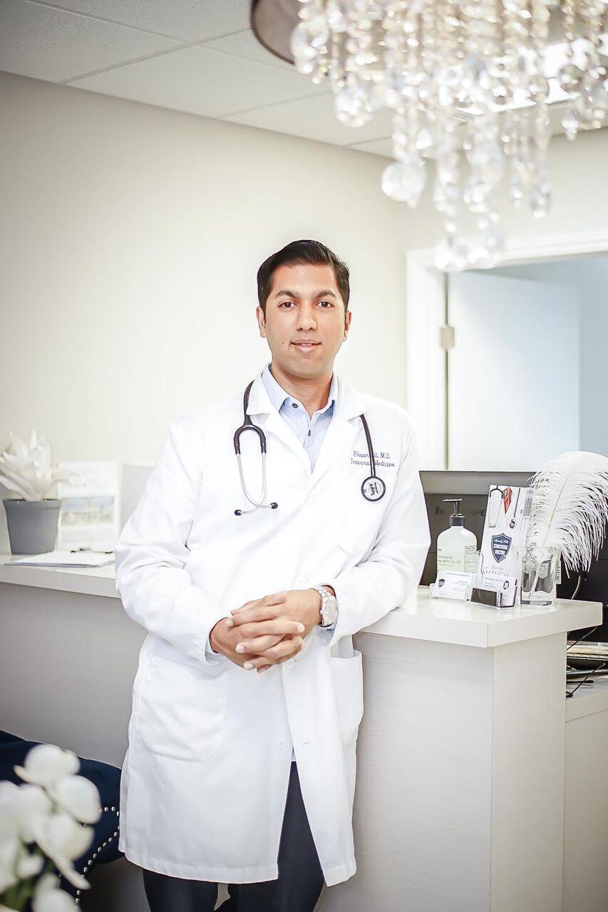 dr ali iv drip doctor